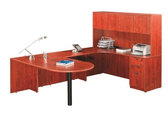 Picture of Marquis ML147  U Shaped Bullet Table Desk