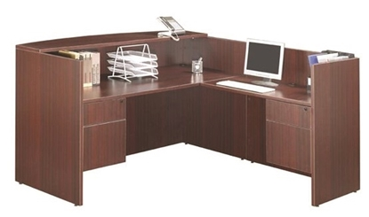 Picture of Marquis ML169 L Shaped Reception Desk