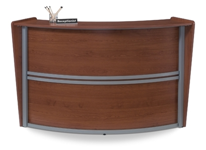 Picture of OFM 55290 Curved Reception Desk
