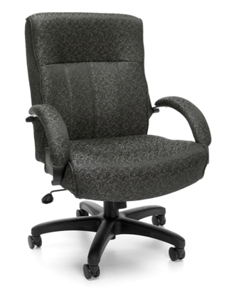 Picture of OFM 711 Big & Tall Executive Mid Back Chair
