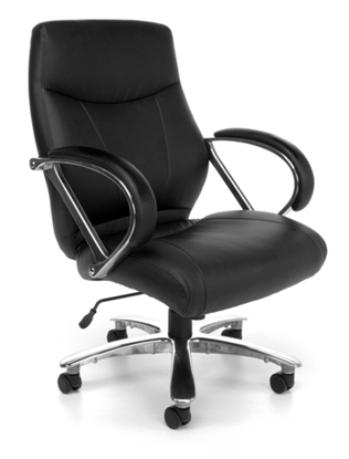 Picture of OFM 811-LX Big & Tall Mid-Back Chair