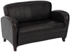 Picture of Office Star SL2372-EC9 Leather Love Seat