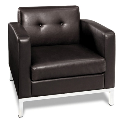 Picture of Office Star WST51A Wall Street Guest Chair