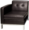 Picture of Office Star WST51LF-WST51RF Wall Street Love Seat