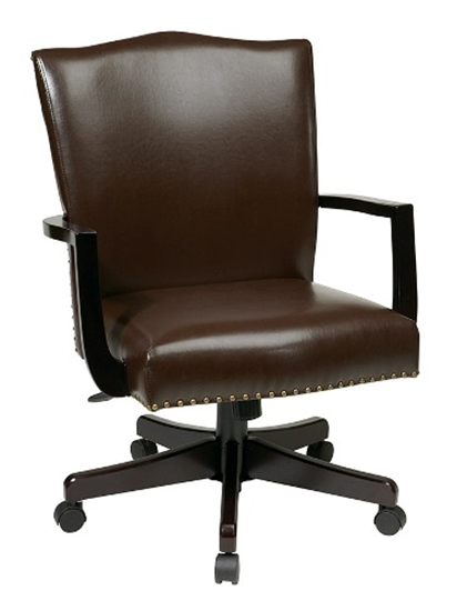 Picture of Office Star BP-MGTC Eco-Leather Executive Chair
