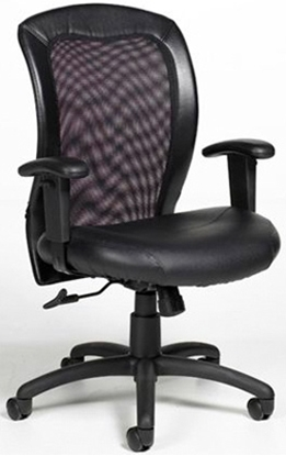 Picture of Offices to Go OTG11692B Mesh Office Chair