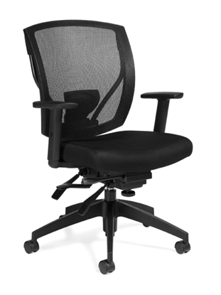 Picture of Offices to Go OTG2803 Mesh Executive Chair