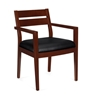 Picture of Offices to Go OTG11820B Wood Guest Chair
