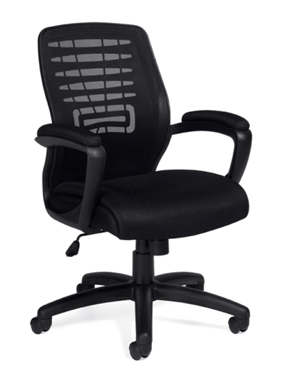 Picture of Offices to Go OTG11750B Mesh Back Chair