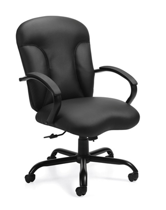 Picture of Offices to Go OTG11961B Big and Tall Office Chair