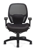 Picture of Offices to Go OTG11322B Mesh Back Weight Sensing Chair