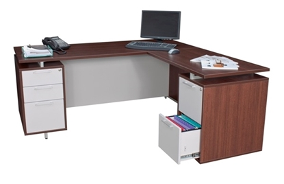 Picture of Regency ONLSDP6630 L Shaped Desk