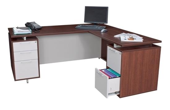 Picture Of Regency ONLSDP6630 L Shaped Desk