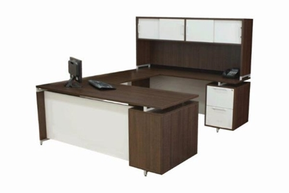 Picture of Regency ONUSH719671 U Shaped Desk