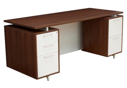 Picture of Regency ONDSDP7130 Executive Office Desk
