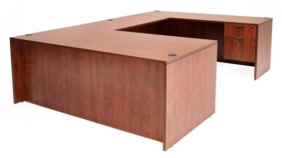 Picture of Regency LUD7135 U Shaped Desk