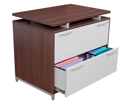 Picture of Regency ONLF3624 Lateral File Cabinet
