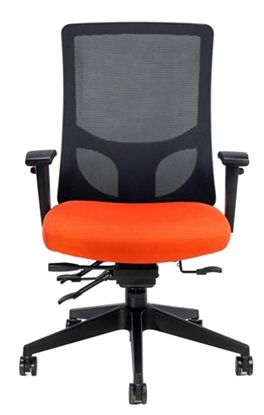 Picture of RFM Seating 1535-25A Mesh Back Manager's Chair