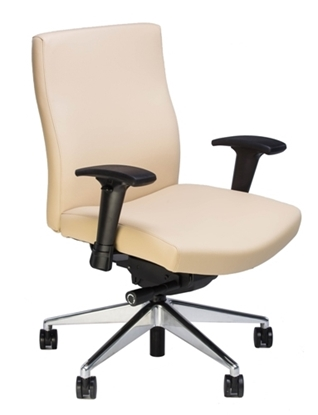 Picture of RFM Seating 24114 Medium Back Task Chair