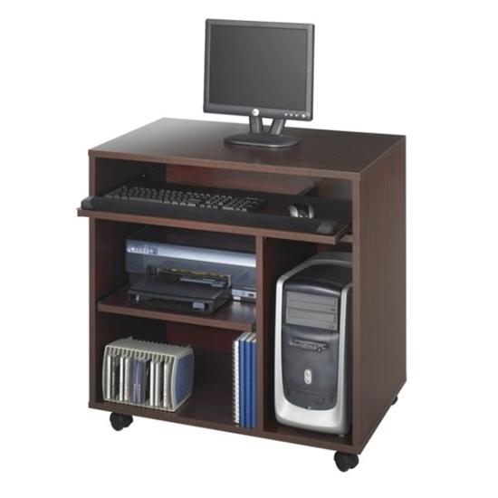 Picture of Safco 1901 Mobile Computer Desk