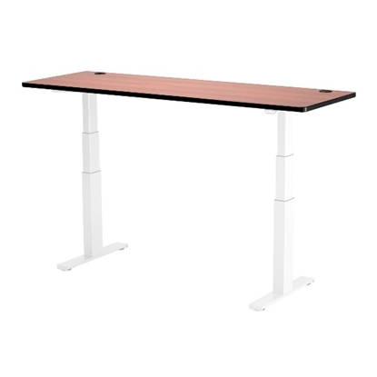 "Picture of Safco 1909-1891 72"" x 24"" Electric Height Adjustable Table"