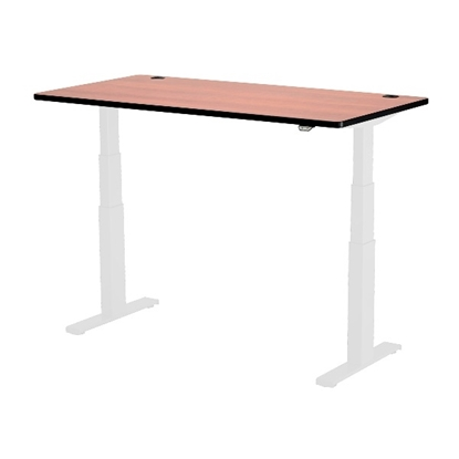 "Picture of Safco 1909-1892 60"" x 30"" Electric Height Adjustable Table"