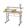 Picture of Safco 3965MO Height-Adjustable Split Level Drafting Table