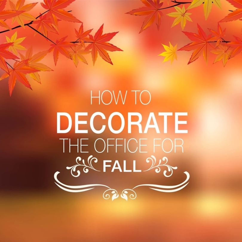 How to Decorate the Office for Fall