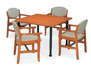 Picture for category Dining Room Chairs & Tables for Hospitals