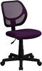 Picture of Flash Furniture WA-3074 Armless Mesh Office Chair