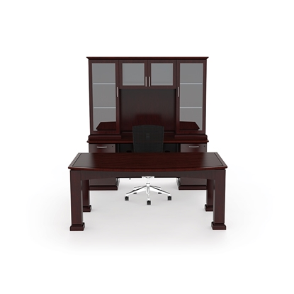 Picture of Cherryman EM-416N Executive Office Desk