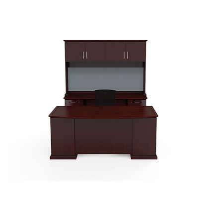 Picture of Cherryman EM-417N Executive Office Desk