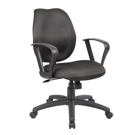 Tremendous Boss B1015 Office Chair Dailytribune Chair Design For Home Dailytribuneorg