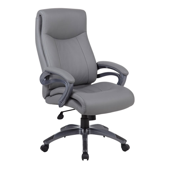 Picture of Boss B8661 Leather Plus Chair