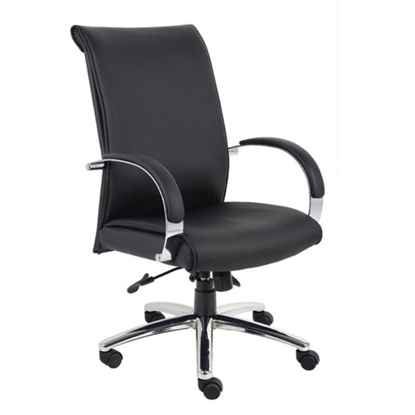 Picture of Boss B9431 Leather Executive Chair