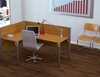 Picture of Bestar 100854A L Shaped Desk