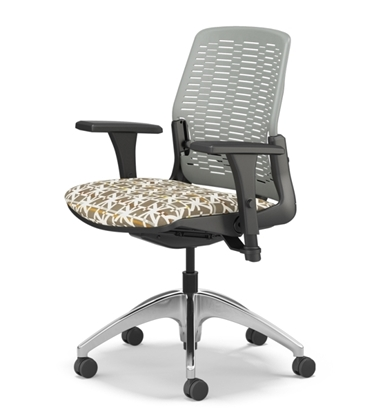 Picture of Highmark 207-R1-A2 Modern Adjustable Office Chair