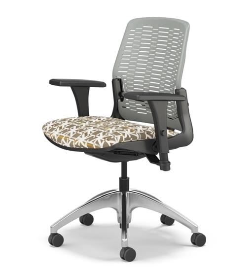 Remarkable Highmark 207 R1 A2 Modern Adjustable Office Chair Spiritservingveterans Wood Chair Design Ideas Spiritservingveteransorg