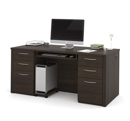 Picture of Bestar 60850 Office Desk