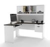 Picture of Bestar 92420 L Shaped Office Desk