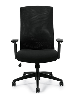 Picture of Offices to Go OTG11980B Mesh Back Office Conference Chair