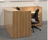 Picture of Offices to Go SL7130RDSNT-SL4224RR L Shaped Reception Desk
