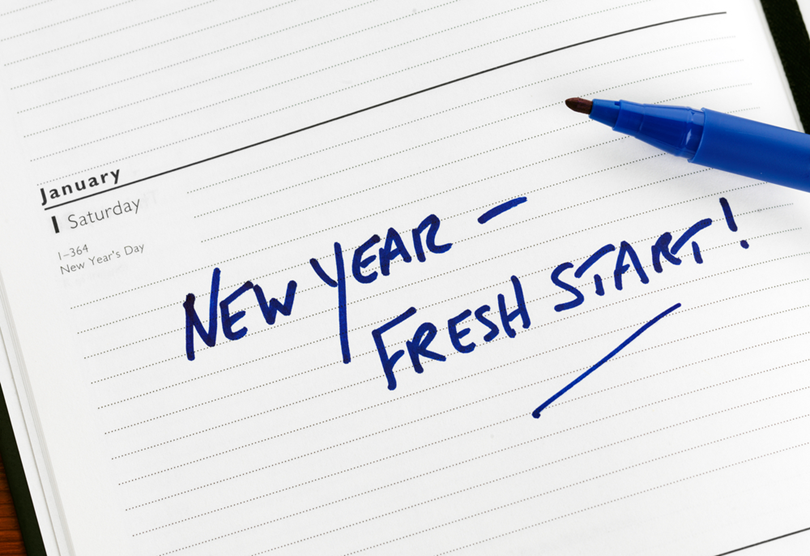 5 Tips for Making Better New Year's Resolutions