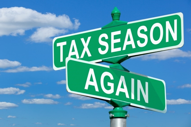 Tips for a Stress Free Tax Season