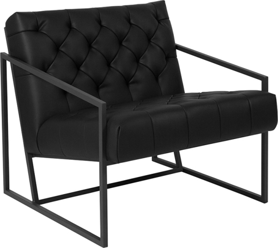 Picture of Flash Furniture ZB-8522 Tufted Lounge Chair