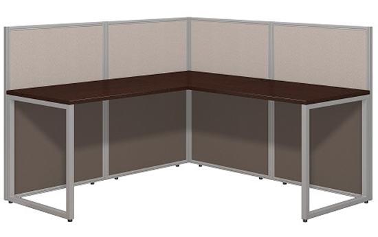 Picture of EOD360MR-03K L Shaped Open Office