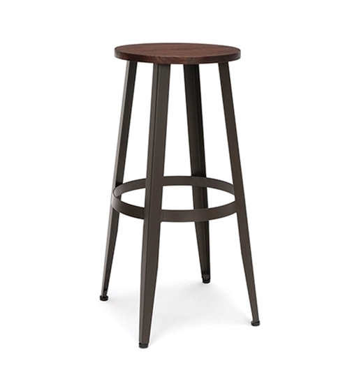 "Picture of OFM 33930W Edge 30"" Wood Stool"