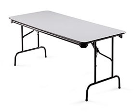 Picture Of Global Gnfft3060 5 Rectangular Folding Table