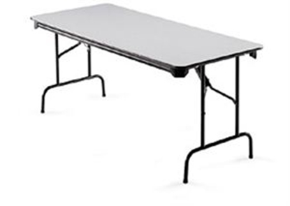 Picture of Global GNFFT3072 6' Rectangular Folding Table