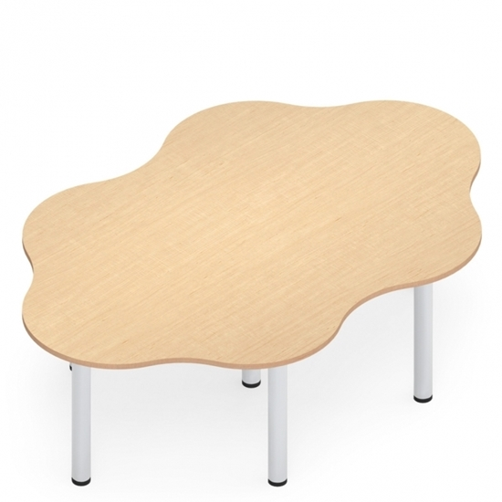 Picture of Zook ZK65990 6-Person Table